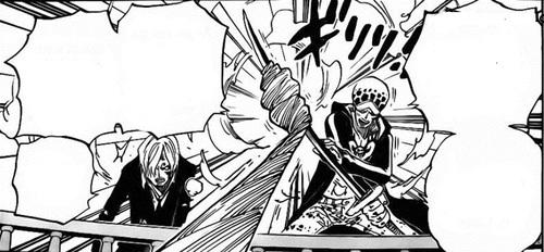 Hypothèses pour le chapitre 725 de One Piece