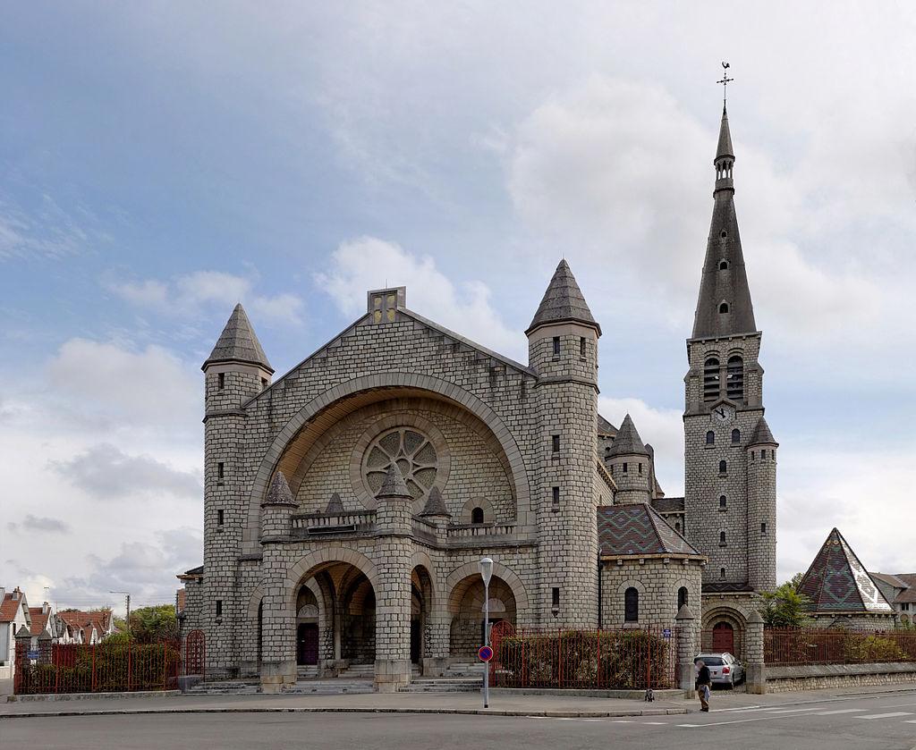Image illustrative de l'article Église du Sacré-Cœur de Dijon