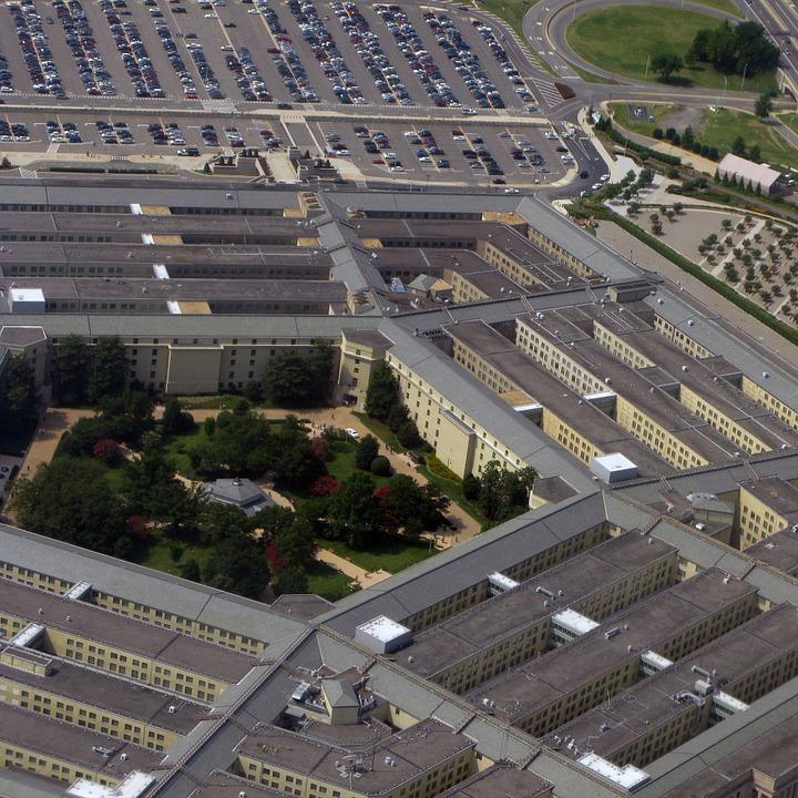 Pentagone, Bâtiment, Gouvernement, Washington