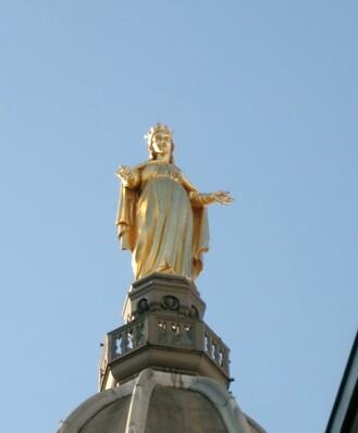 Lyon : Notre-Dame de Fourvières