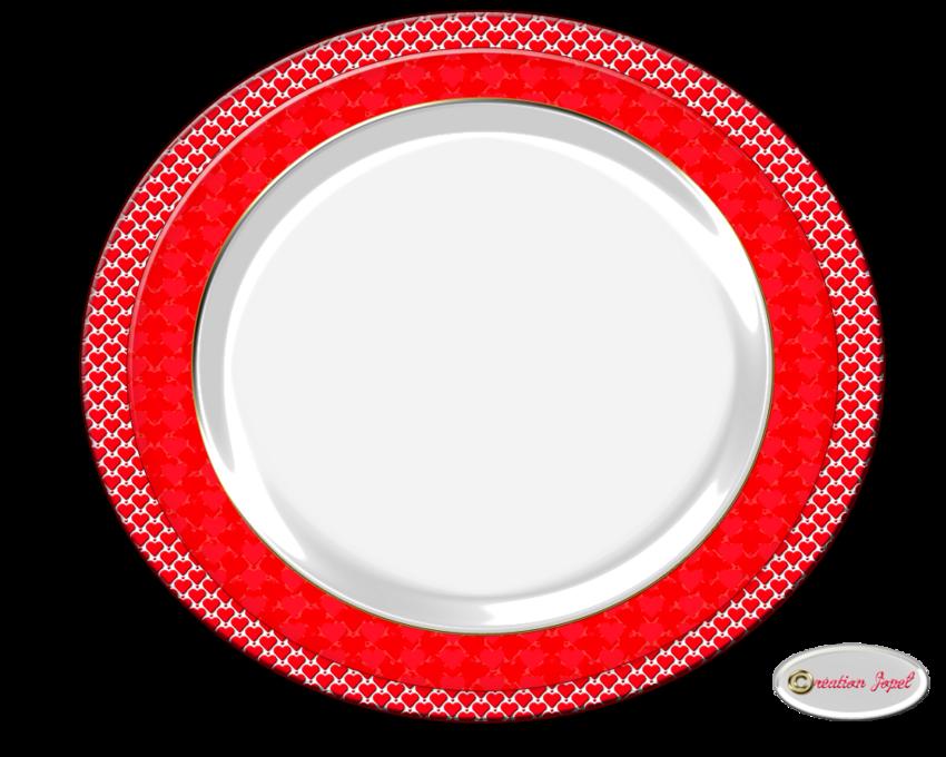 Clusters assiettes Valentin par Jopel