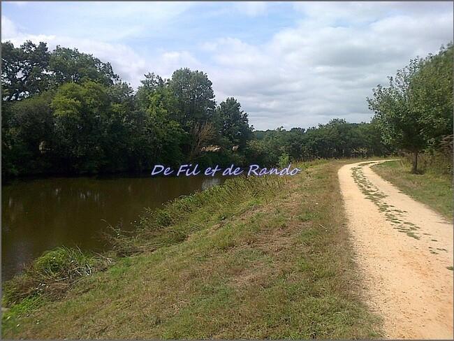 Le canal de Nantes à Brest  : étape 2
