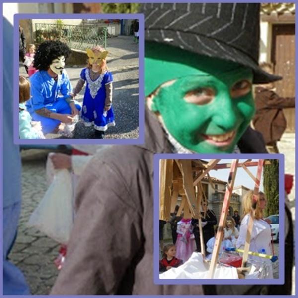Photos - Carnaval de l'école à Brouzet
