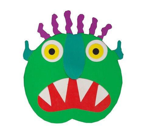 séance PS sur le 1 et le 2 grand monstre vert