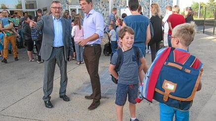 Agrand'IFS : L'école Marie Curie d'Ifs