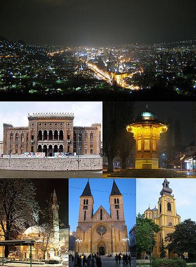 Blog de lisezmoi :Hello! Bienvenue sur mon blog!, La Bosnie-Herzégovine : Sarajevo