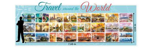 un puzzle de 48 000 pièces