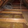 isolation en laine de verre de 200 + 100 dans combles aménagés mikit (7)