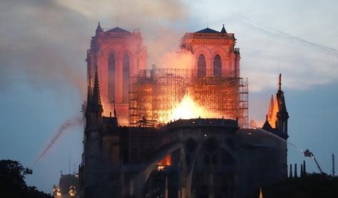 Notre-Dame de Paris : son histoire s'écrit encore.