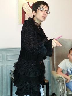 Atelier lectures et découvertes (Lydie Lemaire) - 24 septembre 2014