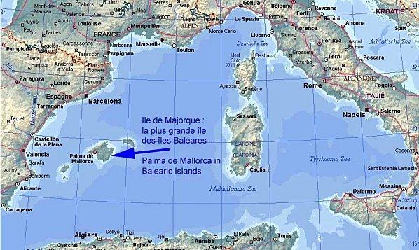 archipel Baléares