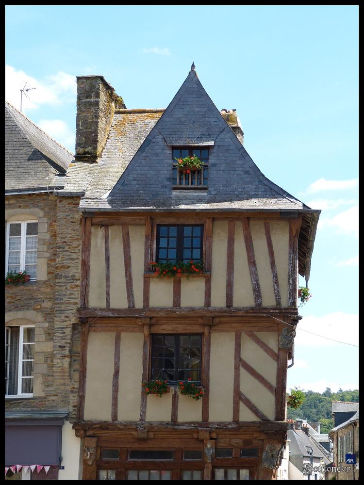 Malestroit : Morbihan (56) serie 2