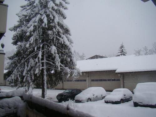 revoilà l hiver !!