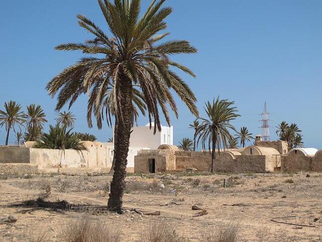 Ancien houch du village de Chébabia