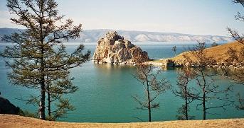 Le lac Baïkal est malade ...