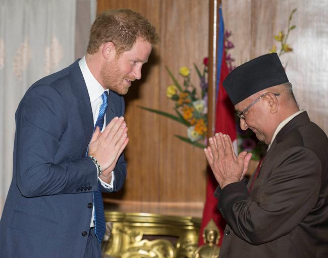 Bonus 2: Harry au Népal