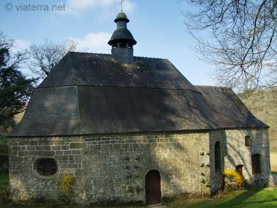 chapelle guelhouit melrand