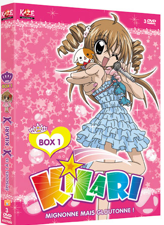 Box DVD Kilari