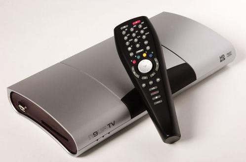 SFR libère les 160 Gigas payants de son décodeur TV NeufBox.