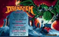 Drakkhen title PC-98