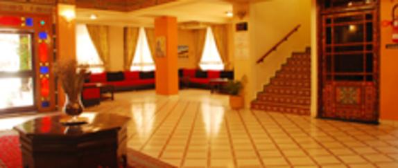 HOTEL NOUZHA  FEZ  3 ETOILES