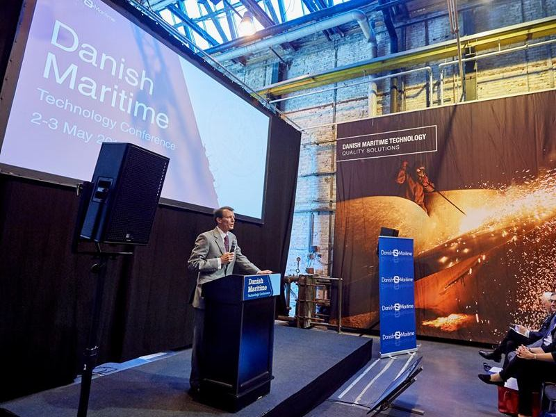 Danish Maritime Technology Conference 2018