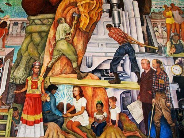 Le Mexique des Renaissances au Grand-Palais
