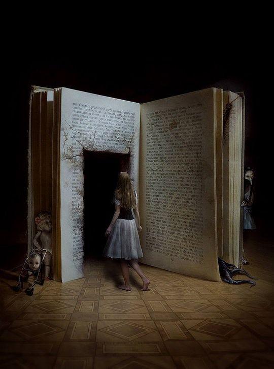 Photo Manipulations by Diana Dihaze  une autre entrée vers le pays des rêves ....: