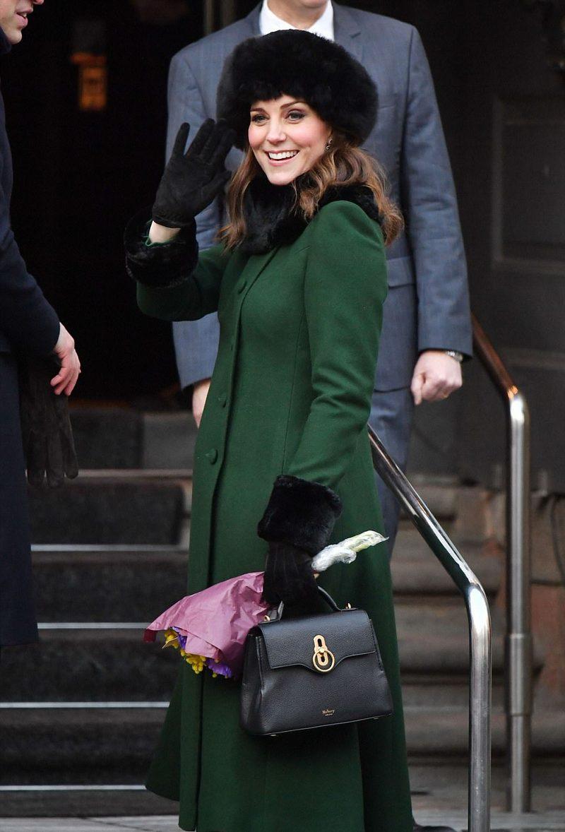 Kate à Stockholm