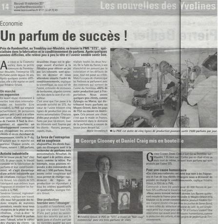STS Parfume au Tremblay-sur-Mauldre