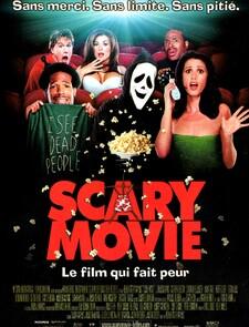 Scary movie BOX OFFICE FRANCE 2000