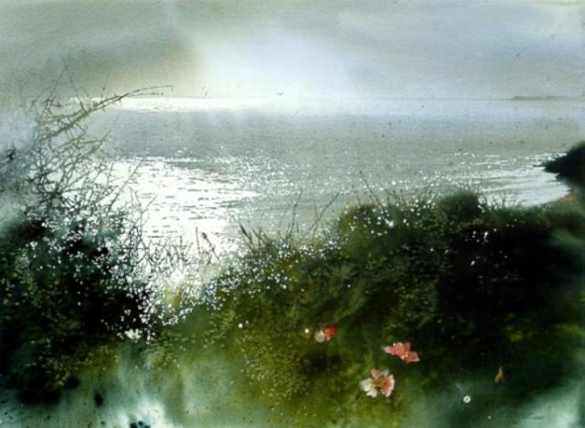 Nita Engle (Peintre Aquarelliste)