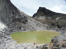 Berastagi et le Gunung Sibayak