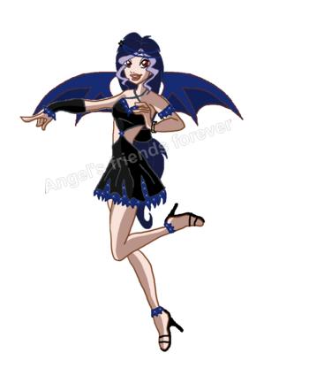 Cabria-Obscuriti Devil-Energie de l'obscurité