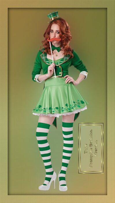 Femmes St. Patrick (23 à 33)