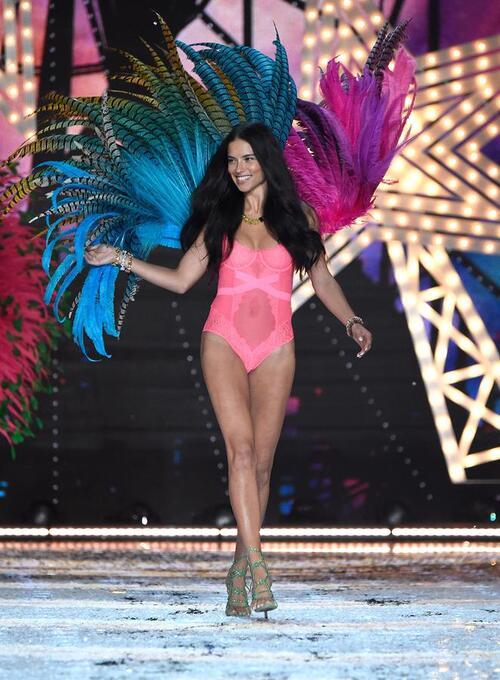 Défilé Victoria's Secret 2015 : les Anges se déchaînent