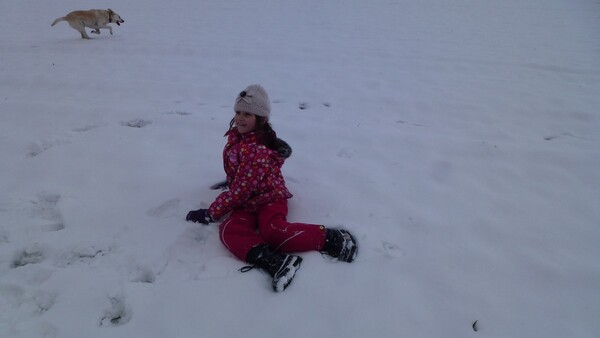 Joies de la neige