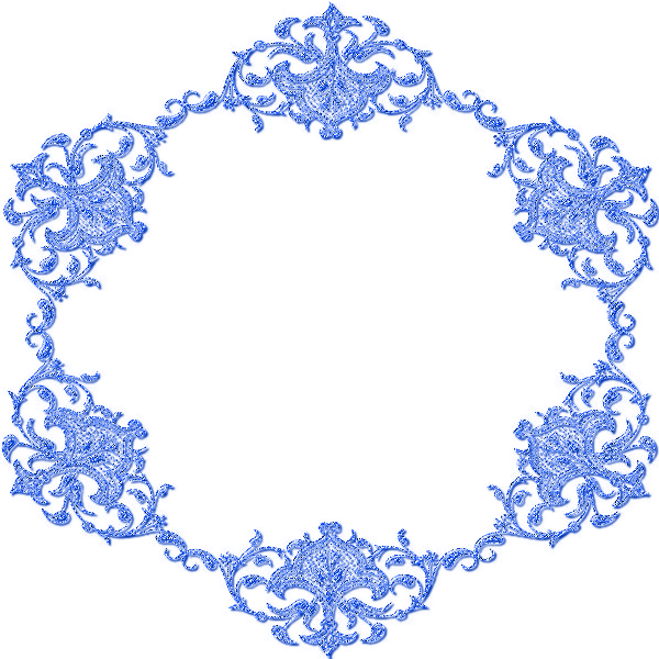 Dentelles bleues 7