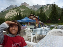 Italie - Les Dolomites