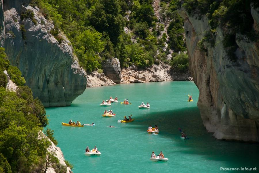 Lac de sainte croix manousse - Office du tourisme lac de sainte croix ...