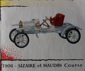 Sizaire et naudin 1906 RAMI JMK