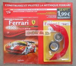 N° 1 Construisez et pilotez votre Ferrari 458 italia GT2 radiocommandée