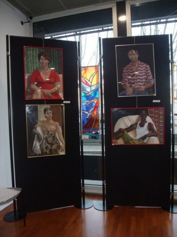 Mercredi - Images d'expo : Les pastels (1)