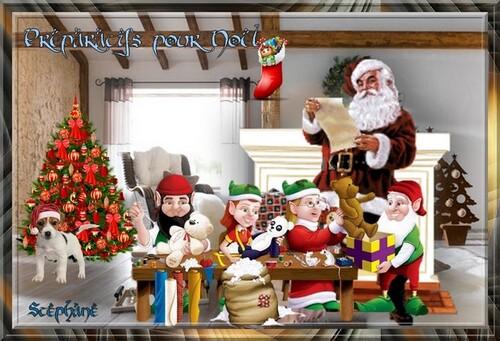 Vos magnifiques créations pour Noël