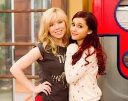 Ariana Grande et Jennette McCurdy ♥