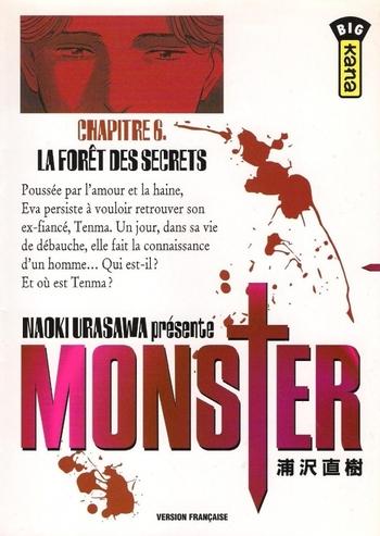 Monster : Résumés des tomes (5 à 7)
