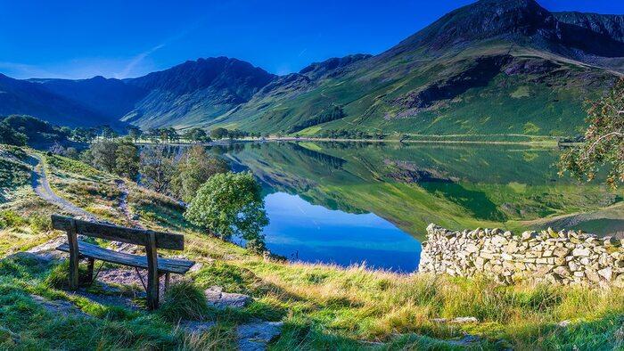 Visite Du Lac Du District De Grassmere UK -