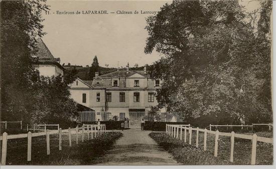 Clairac avant 94