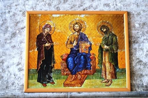 Hagia Sophia - Les mosaiques