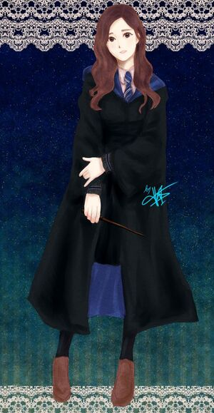 Pottermore OC: Joohyun by nigeta9.deviantart.com on @deviantART:
